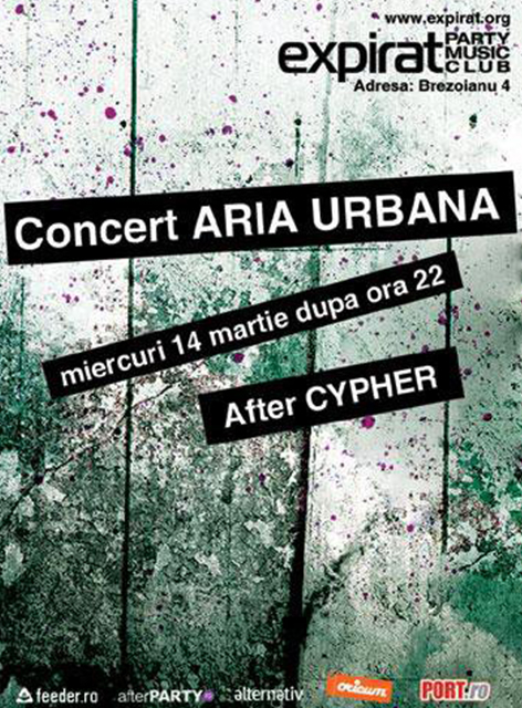 cypher aria urbana