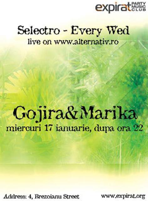 gojira and marika